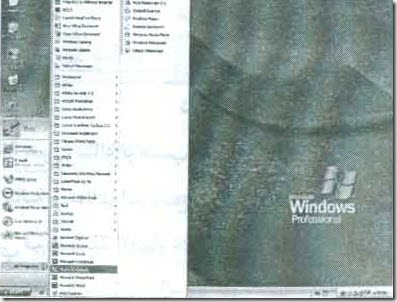 Preparation Outlook XP