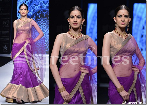 Day_2_IIJW_Purple_Half_Saree