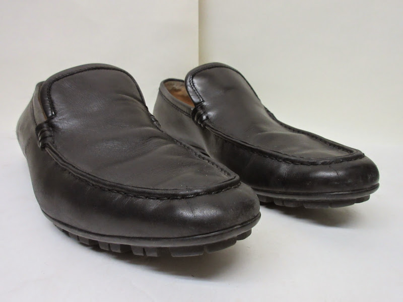 Gucci Black Loafers