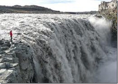 cascada Dettifoss-islanda