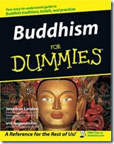 Buddhism for Dummies book