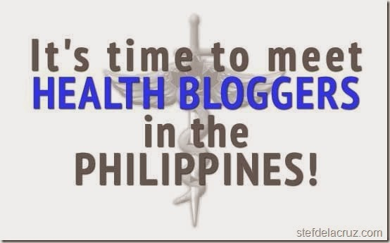 Health bloggers Philippines