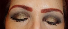 LORAC Unzipped Gold Look 2_1