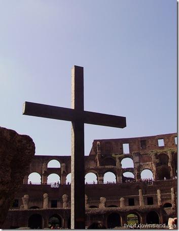2011 roma colisseum