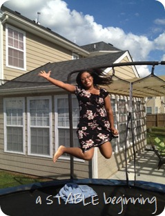 me on trampoline 6-2-12