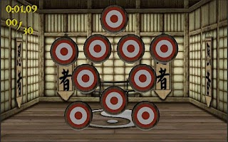 Screenshot of Ninja Dojo Free
