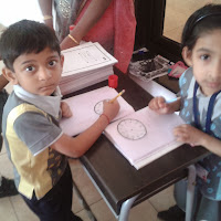 Pre-Primary on 25th February 2014 GDA Harni