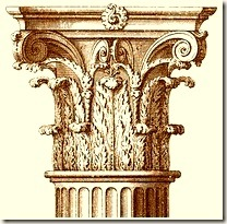 Coluna-de-Ordem-Coríntia