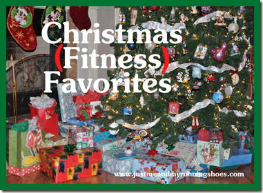Christmas Fitness Favorites Title