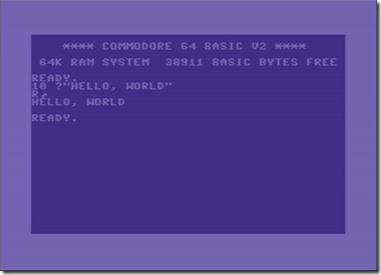 c64basic