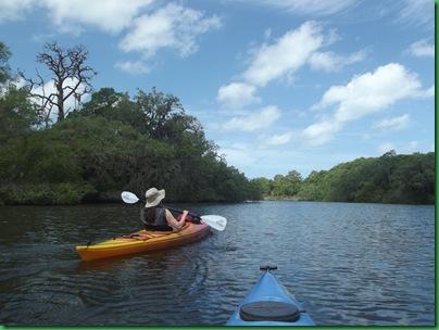 South Creek Kayak & Casey Key Beach 011