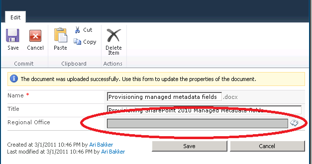 Provisioning Managed Metadata fields in Office 365 - Part 1: dealing with multiple environments
