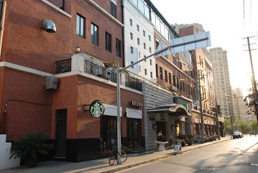 Shanghai Cooldocks - Rue cafés