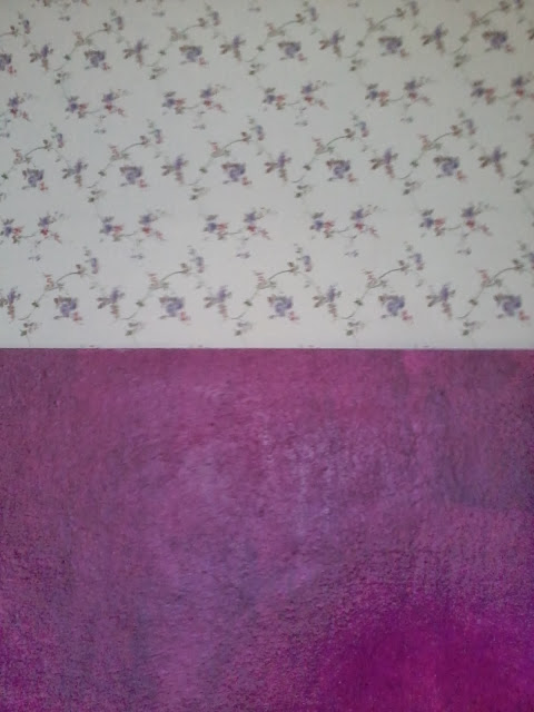 LIKE PURPLE AND WHITE GAYA ILHAM DEKO MY HOME