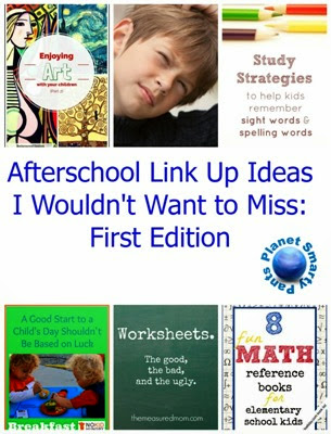 Educational Ideas from Afterschool Link Up
