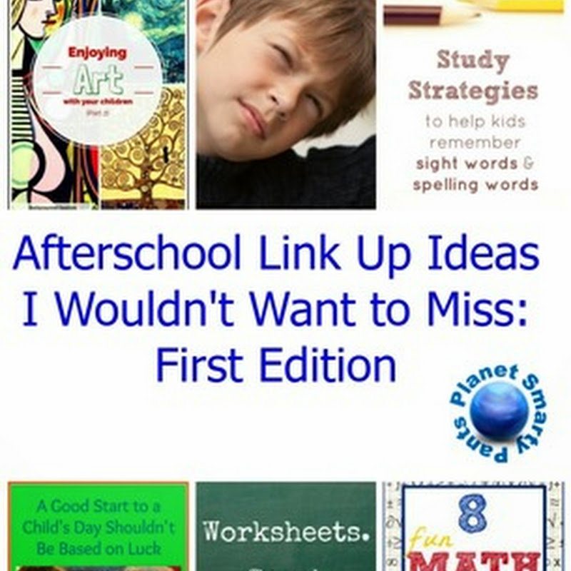 Afterschool Link Up Ideas I Couldn't Miss