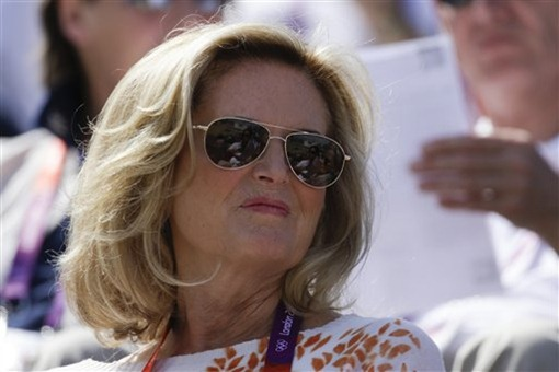Ann Romney doesn't like how you smell