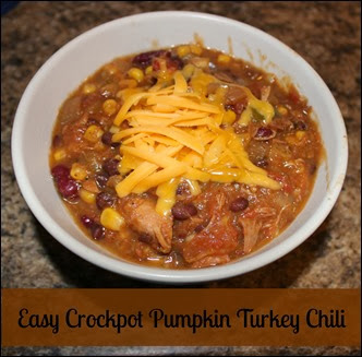 Many Waters Easy Crockpot Pumpkin Chili