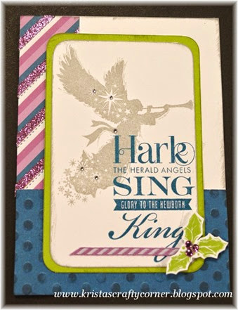 Sing Glory_christmas card day 2014_angel_holly