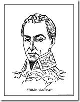 Bolivar carabobo blogcolorear