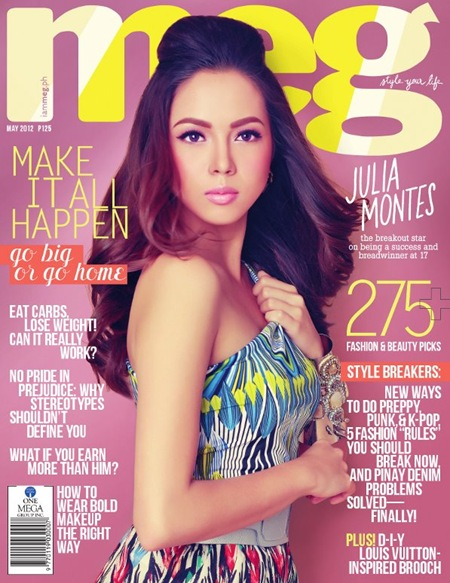 julia montes on meg