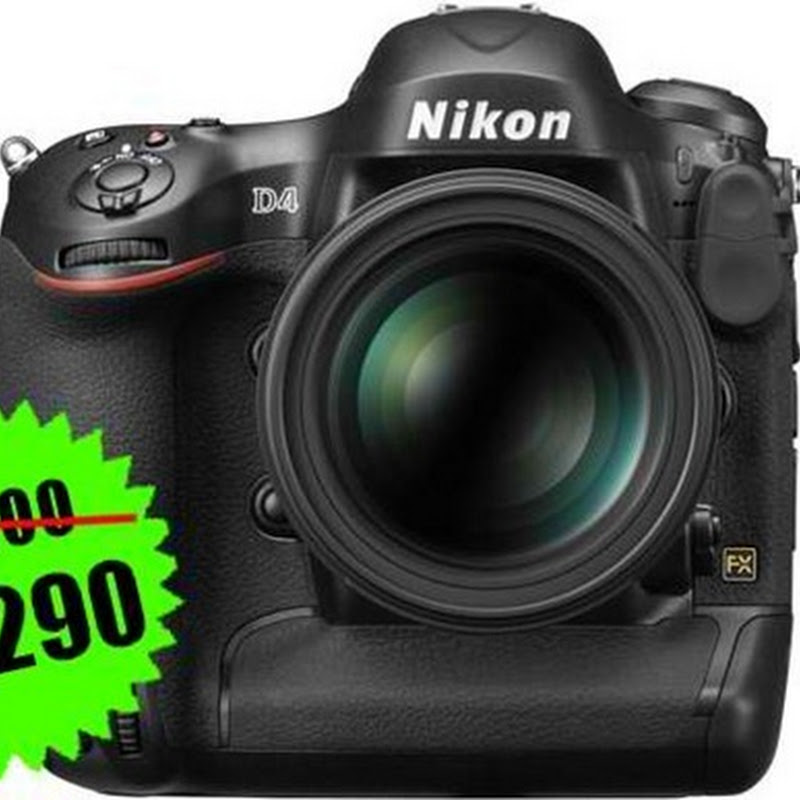 Error leads to rise in Nikon prices