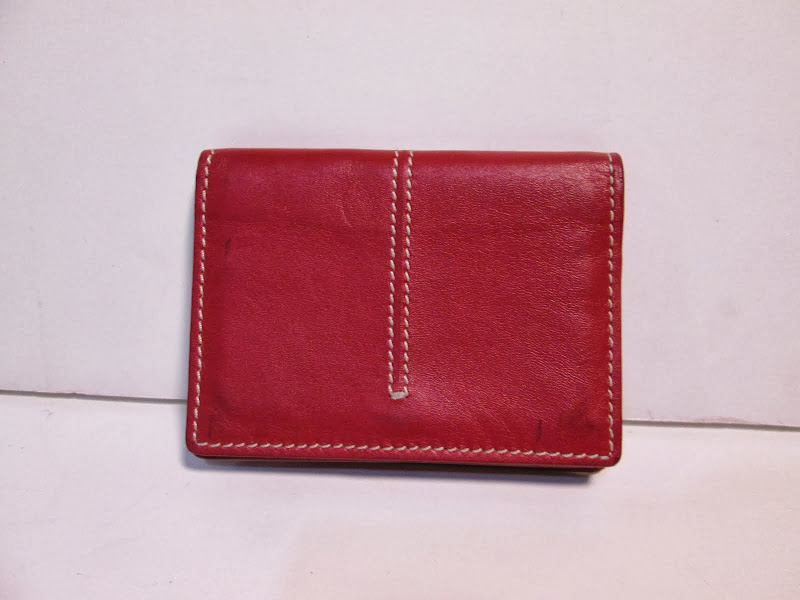 Tods Card Case