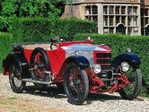 Vauxhall 1910 type C Prince Henry