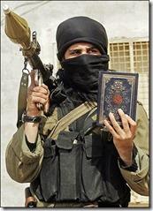 terrorist islam koran