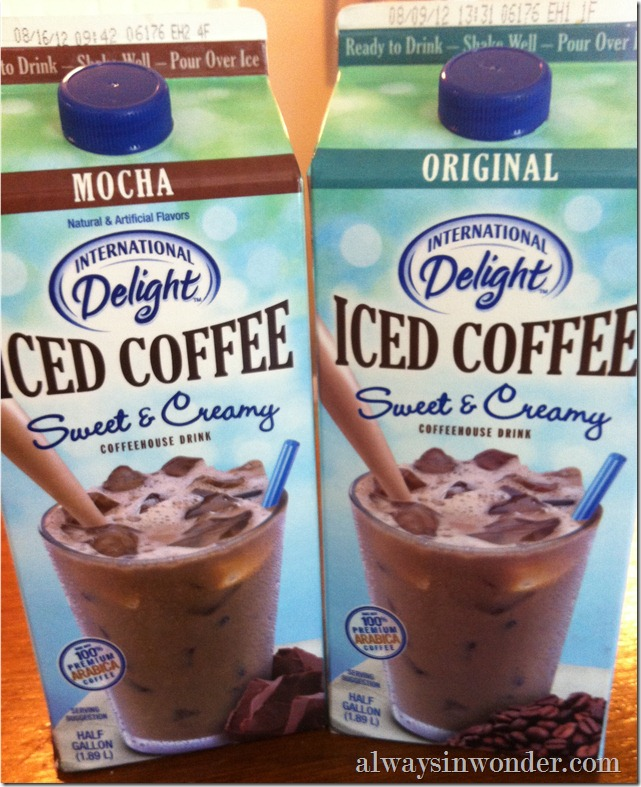 International Delight Iced Coffee (2)
