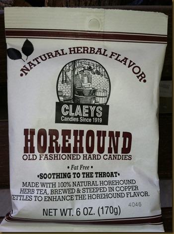hoarehound candy