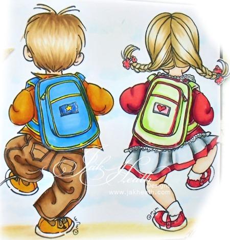 To School2