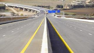 Elle devrait relier à l'autoroute Est-Ouest, Sur le tracé de la pénétrante