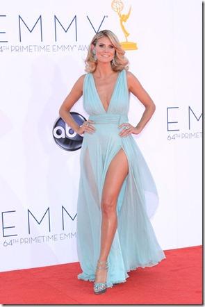 Heidi Klum 64th Annual Primetime Emmy Awards SiWmWUzs1Dbl