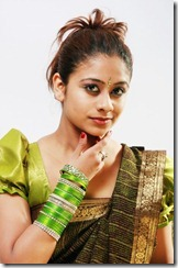 priyalal as model