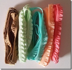 Ribbon Share RUFFLED