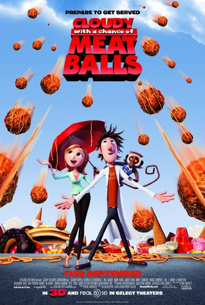 K�fte Ya�muru | Cloudy with a Chance of Meatballs | 2009 | 1080p BluRay | x264 | DUAL
