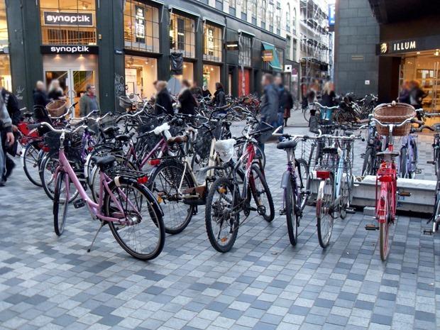 Cykler, cykler, cykler...