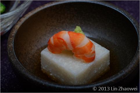 Musashiya Hakone food