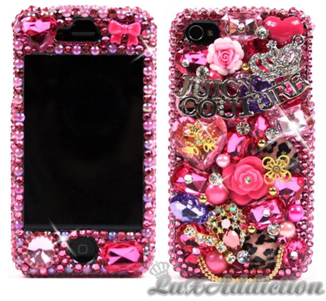 Irresistible Bling 3D Cell Phone Cases! - Irresistible Icing