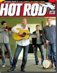Audie Blaylock & Redline in Current Issue of HOT ROD MAGAZINE