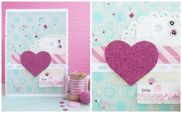 Anna Drai - bag - card heart - valentine (2)