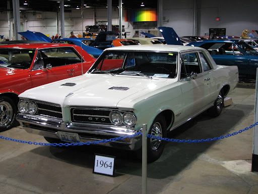 1964 Pontiac GTO Post Coupe