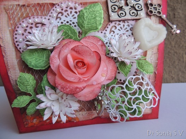 Handmade Flowers 4