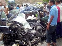 Les bilans des services de sécurité confirment,Un accident sur cinq provoqué par le téléphone mobile