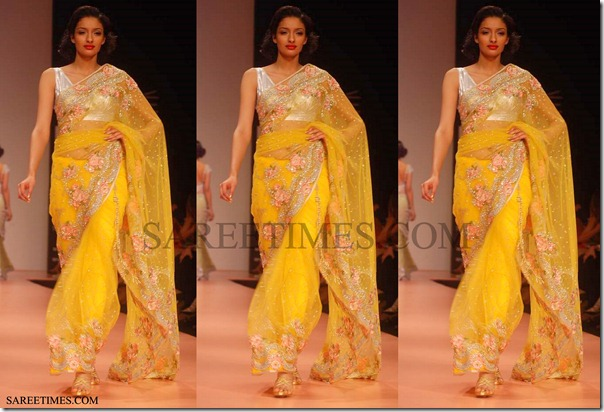 Bhairava_Jaikishan_Yellow_Saree