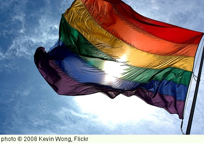 'Rainbow Flag' photo (c) 2008, Kevin Wong - license: http://creativecommons.org/licenses/by/2.0/