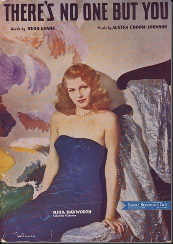 Hayworth sheet music_Lo