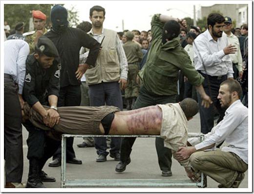 castigo basado en la sharía