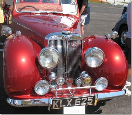 The 1946 Triumph 1800 Roadster